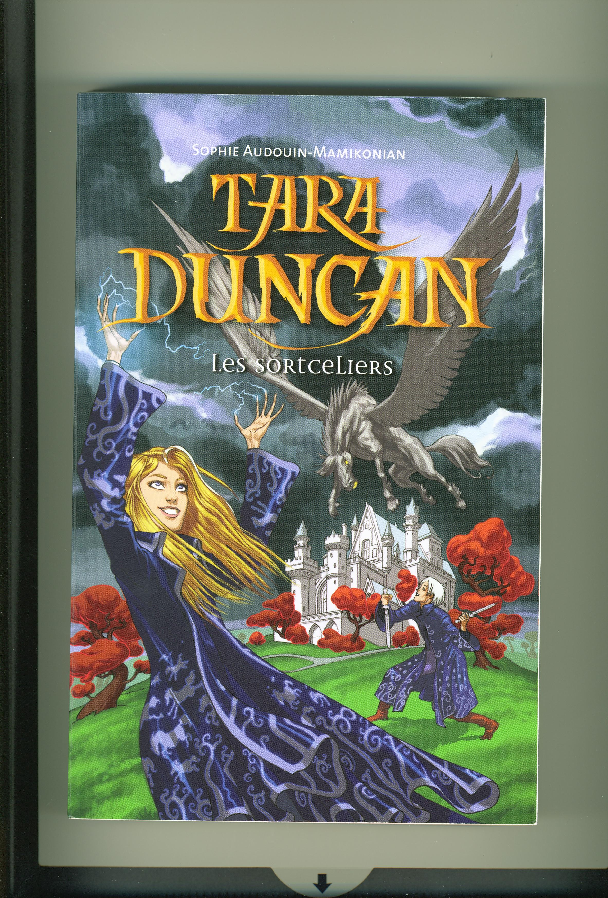 livre Tara Duncan